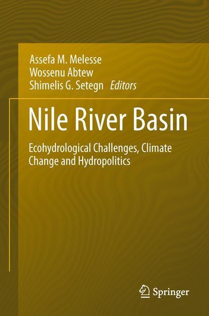 Abbildung von Melesse / Abtew / Setegn | Nile River Basin | 2014