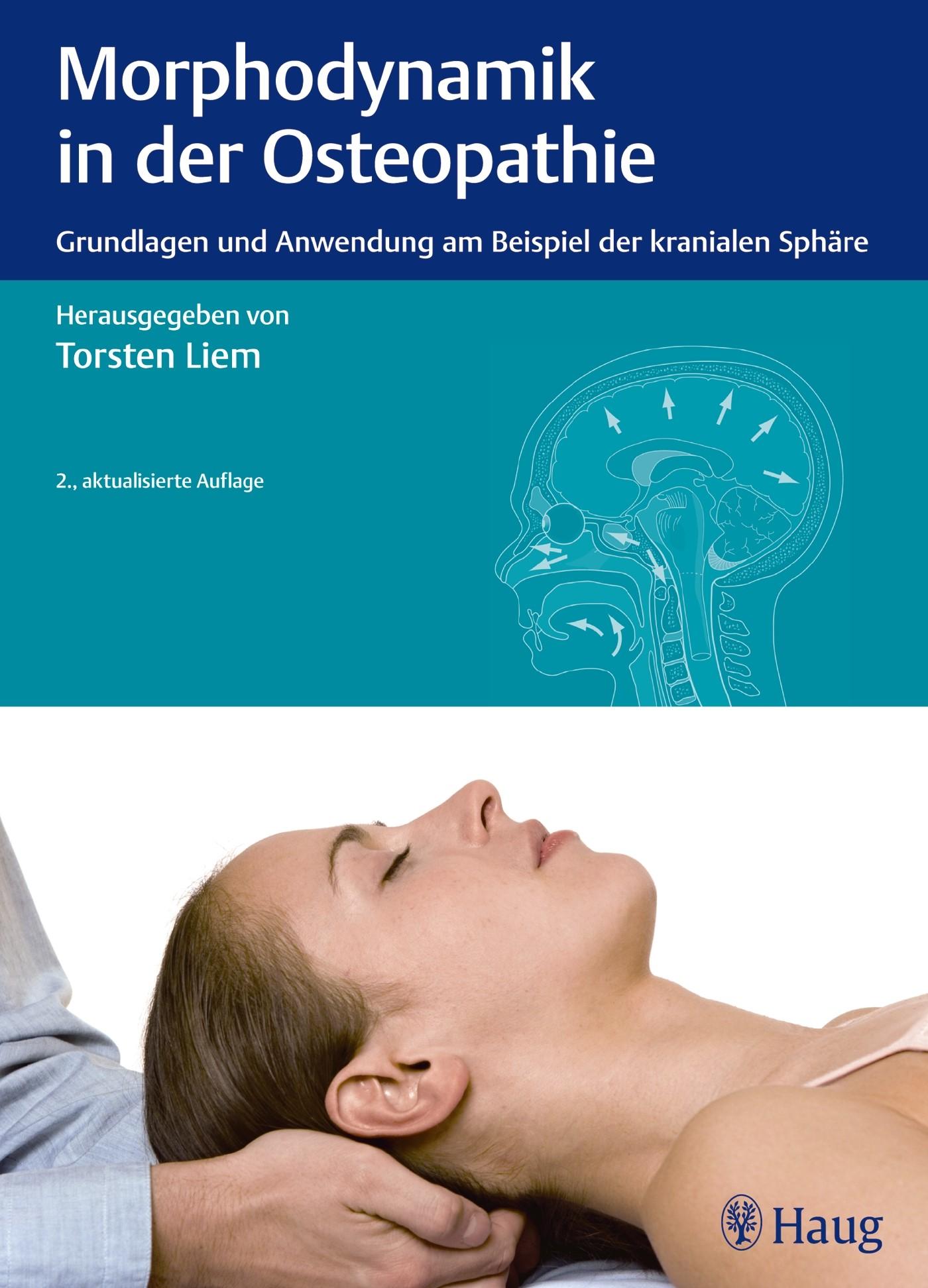 Morphodynamik in der Osteopathie | Liem, 2013 | Buch (Cover)
