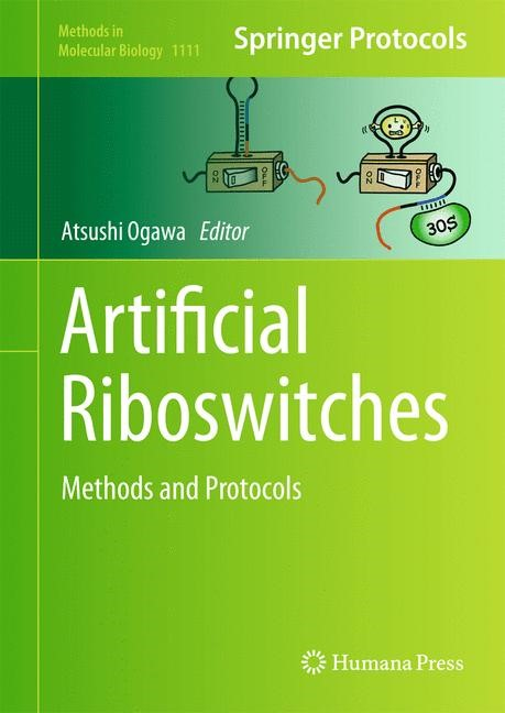 Artificial Riboswitches | Ogawa, 2014 | Buch (Cover)