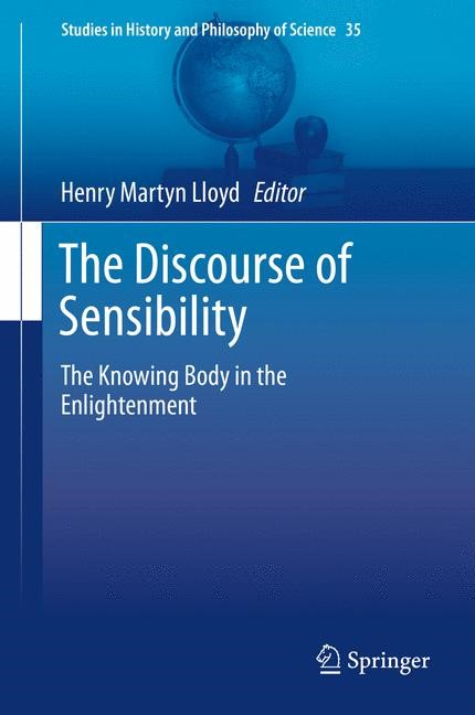 The Discourse of Sensibility | Lloyd, 2013 | Buch (Cover)
