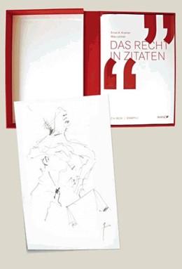 Abbildung von Kramer / Leitner | Das Recht in Zitaten | 2013