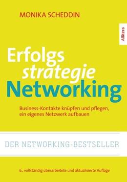 Abbildung von Scheddin | Erfolgsstrategie Networking | 1. Auflage | 2013 | beck-shop.de