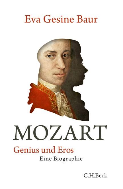 Cover: Eva Gesine Baur, Mozart