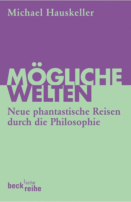 Cover: Michael Hauskeller, Mögliche Welten