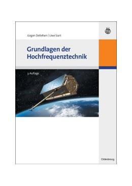 Abbildung von Detlefsen / Siart | Grundlagen der Hochfrequenztechnik | 3., aktualisierte und erweiterte Aufl | 2010