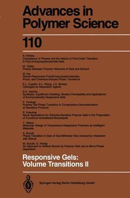 Abbildung von Dusek   Responsive Gels: Volume Transitions II   2013   110