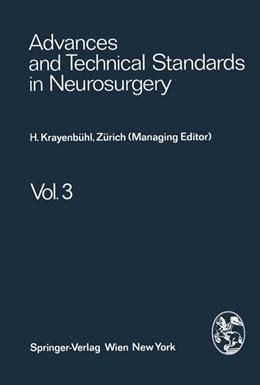 Abbildung von Krayenbühl / Brihaye / Loew | Advances and Technical Standards in Neurosurgery | 2012 | 3
