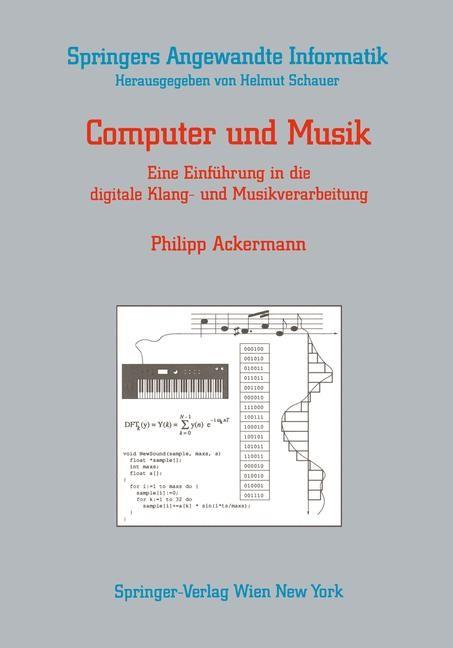 Computer und Musik | Ackermann, 1991 | Buch (Cover)