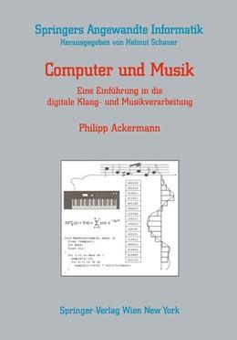Abbildung von Ackermann   Computer und Musik   1991   Eine Einführung in die digital...
