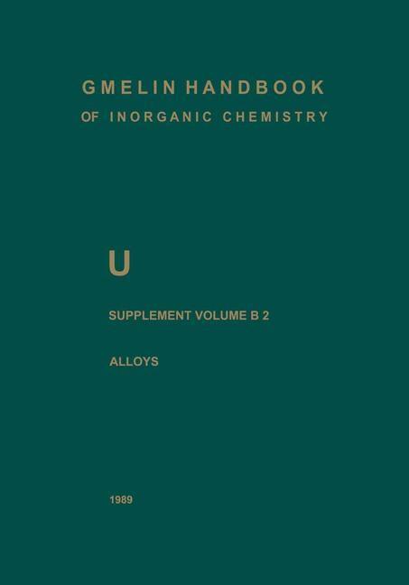 U Uranium | Borgstedt / Buschbeck / Wedemeyer, 2013 | Buch (Cover)