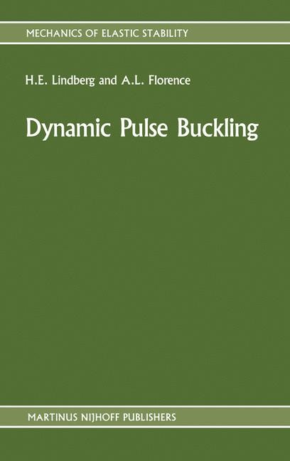 Dynamic Pulse Buckling | Lindberg / Florence, 2011 | Buch (Cover)