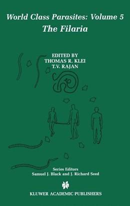 Abbildung von Klei / Rajan | The Filaria | 1. Auflage | 2013 | 5 | beck-shop.de
