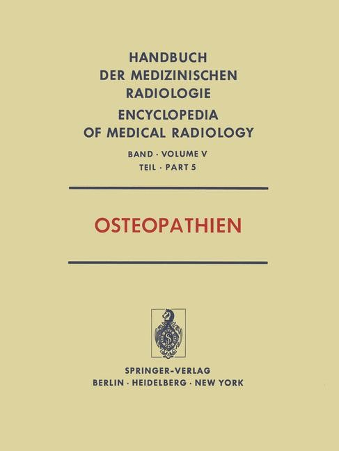 Osteopathien | Bosnjakovic-Büscher / Diethelm / Ellegast, 2011 | Buch (Cover)