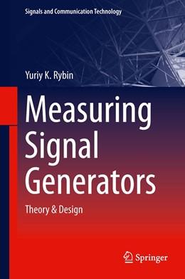 Abbildung von Rybin | Measuring Signal Generators | 1. Auflage | 2013 | beck-shop.de