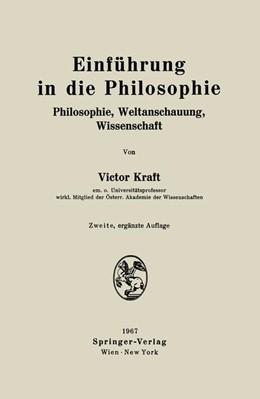 Abbildung von Kraft   Einführung in die Philosophie   1975   Philosophie, Weltanschauung, W...