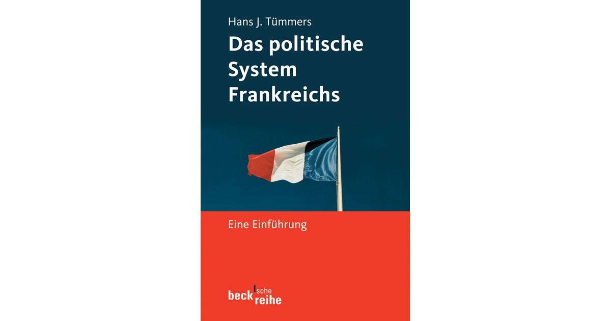 Das politische System Frankreichs | Tümmers, Hans J. | Broschur
