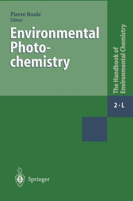 Environmental Photochemistry | Boule, 2013 | Buch (Cover)