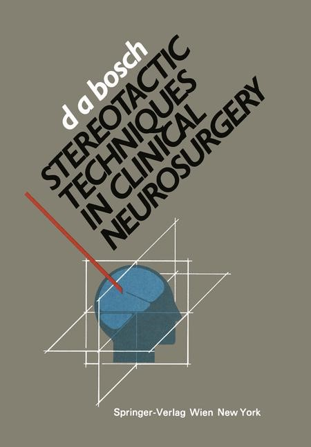 Stereotactic Techniques in Clinical Neurosurgery | Bosch, 2012 | Buch (Cover)