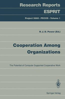 Abbildung von Power | Cooperation Among Organizations | 1993 | The Potential of Computer Supp... | 1