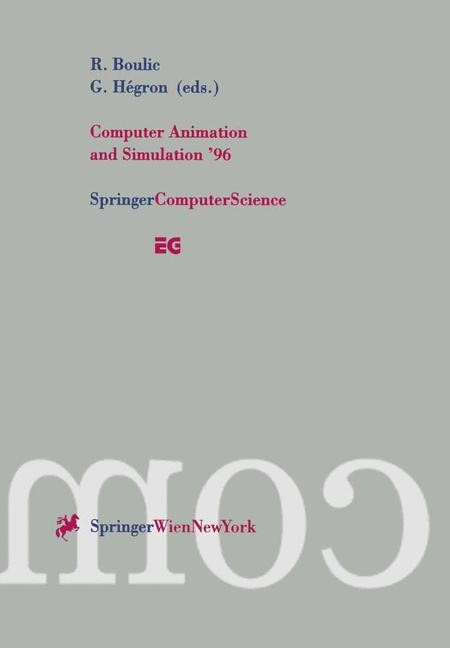 Computer Animation and Simulation '96 | Boulic / Hegron, 1996 | Buch (Cover)