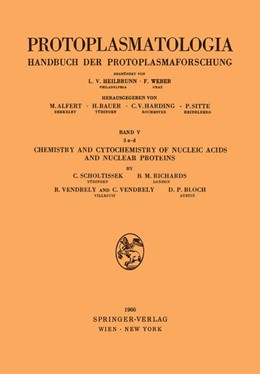 Abbildung von Scholtissek / Richards / Vendrely | Chemistry and Cytochemistry of Nucleic Acids and Nuclear Proteins | 1966