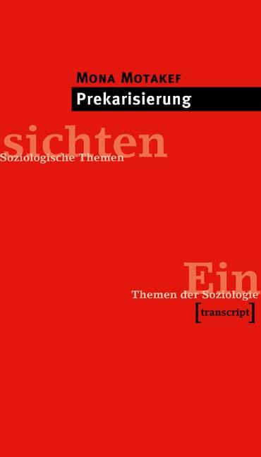 Prekarisierung | Motakef, 2015 | Buch (Cover)