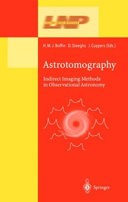 Abbildung von Boffin / Steeghs / Cuypers | Astrotomography | 2013 | Indirect Imaging Methods in Ob... | 573