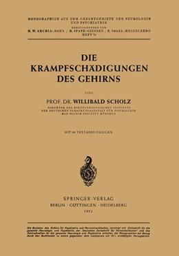 Abbildung von Scholz | Die Krampfschädigungen des Gehirns | 1951 | 75