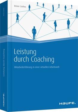 Abbildung von Czichos   Leistung durch Coaching   1. Auflage   2014   04537   beck-shop.de