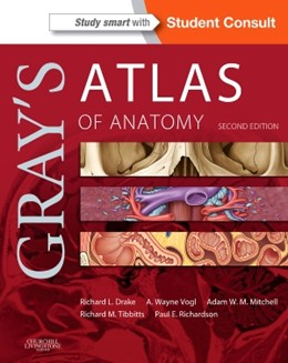 Abbildung von Drake / Vogl / Mitchell | Gray's Atlas of Anatomy | 2014 | with STUDENT CONSULT Online Ac...
