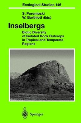 Abbildung von Porembski / Barthlott   Inselbergs   2011   Biotic Diversity of Isolated R...   146