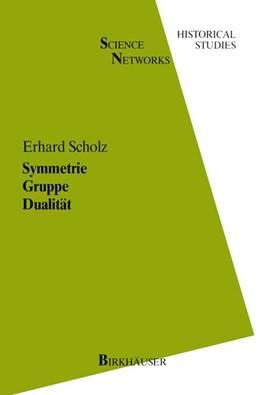 Abbildung von Scholz   Symmetrie Gruppe Dualität   2012   Zur Beziehung zwischen theoret...   1