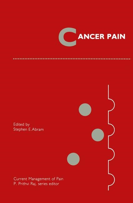 Cancer Pain | Abram, 2011 | Buch (Cover)