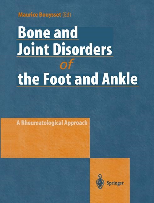 Bone and Joint Disorders of the Foot and Ankle | Bouysset, 2013 | Buch (Cover)