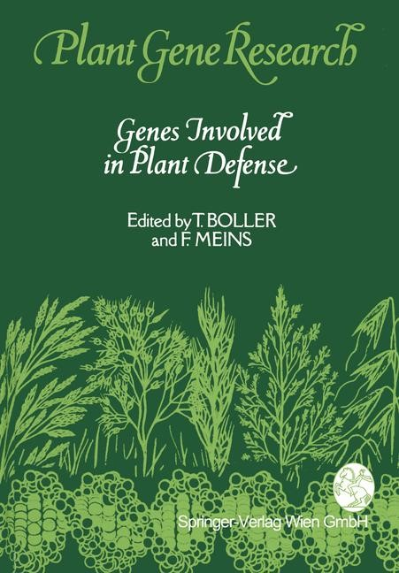 Genes Involved in Plant Defense | Boller / Meins, 2013 | Buch (Cover)