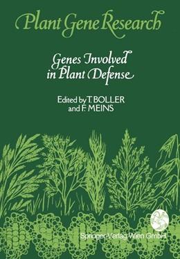 Abbildung von Boller / Meins | Genes Involved in Plant Defense | 2013