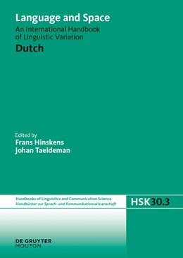 Abbildung von Schmidt | Dutch | 2013 | An International Handbook of L... | 30/3