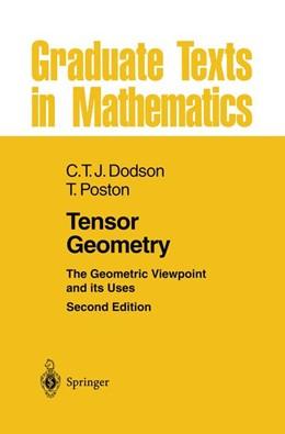 Abbildung von Dodson / Poston | Tensor Geometry | 2013