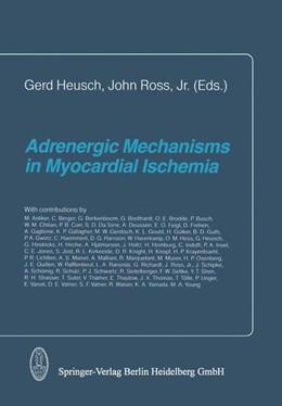 Abbildung von Heuch / Ross   Adrenergic Mechanisms in Myocardial Ischemia   2013