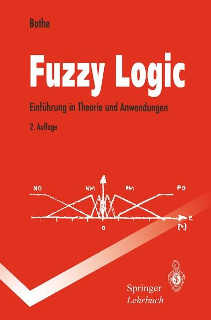 Fuzzy Logic | Bothe, 1995 | Buch (Cover)