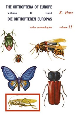 Abbildung von Harz | Die Orthopteren Europas II / The Orthoptera of Europe II | 2011 | Volume II | 11