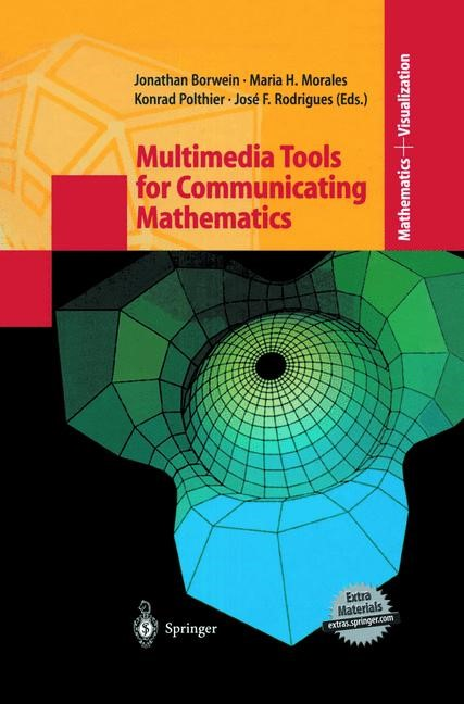 Multimedia Tools for Communicating Mathematics | Borwein / Morales / Polthier / Rodrigues, 2013 | Buch (Cover)