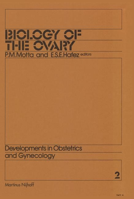 Biology of the Ovary | Motta / Hafez, 2012 | Buch (Cover)