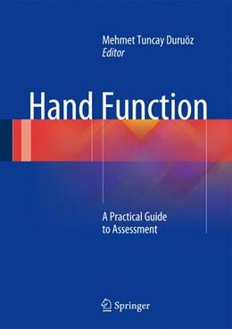 Abbildung von Duruöz | Hand Function | 1. Auflage | 2014 | beck-shop.de