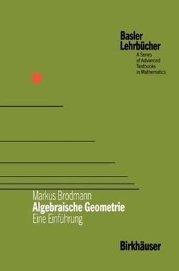Abbildung von Brodmann | Algebraische Geometrie | 2012 | Eine Einführung