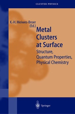 Abbildung von Meiwes-Broer | Metal Clusters at Surfaces | 2012 | Structure, Quantum Properties,...