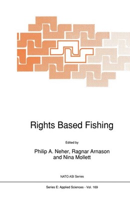 Abbildung von Neher / Arnason / Mollett | Rights Based Fishing | 2011 | 169