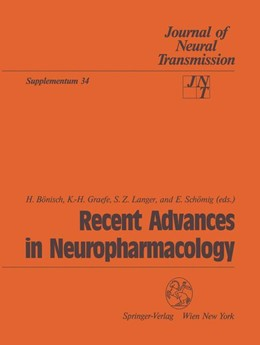 Abbildung von Bönisch / Graefe / Langer / Schömig | Recent Advances in Neuropharmacology | 1991 | 34