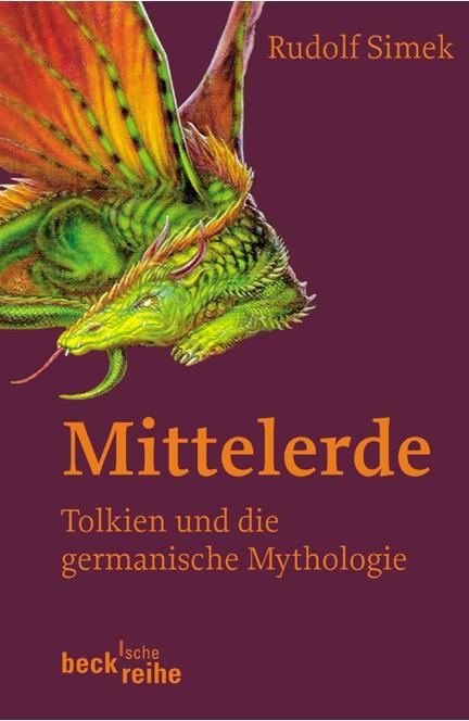 Cover: Rudolf Simek, Mittelerde