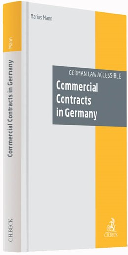 Abbildung von Mann | Commercial Contracts in Germany | 2015